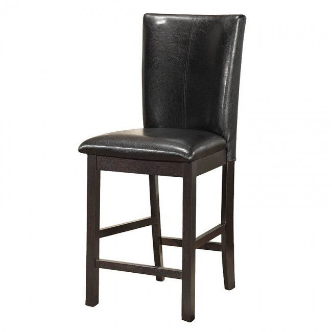 G0014 Bar Stool (Black) (Set of 2)