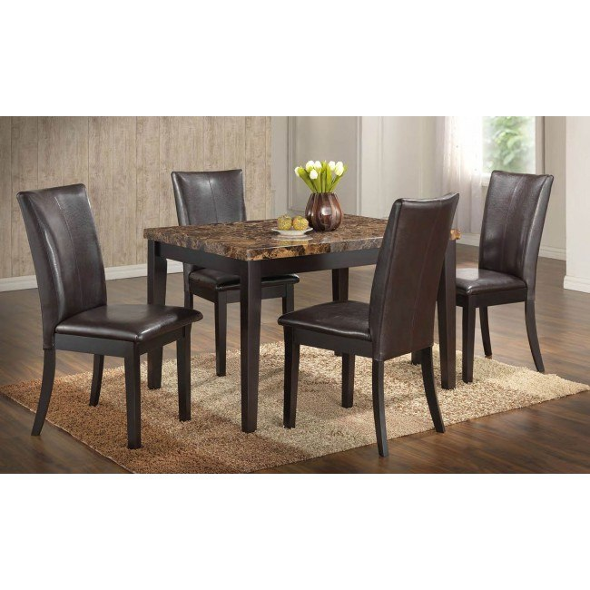 G0070 Dining Room Set w/ Chair Choices