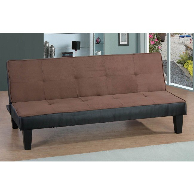 G113 Sofa Bed (Chocolate)