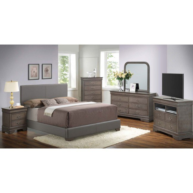 G1805 Youth Upholstered Bedroom Set