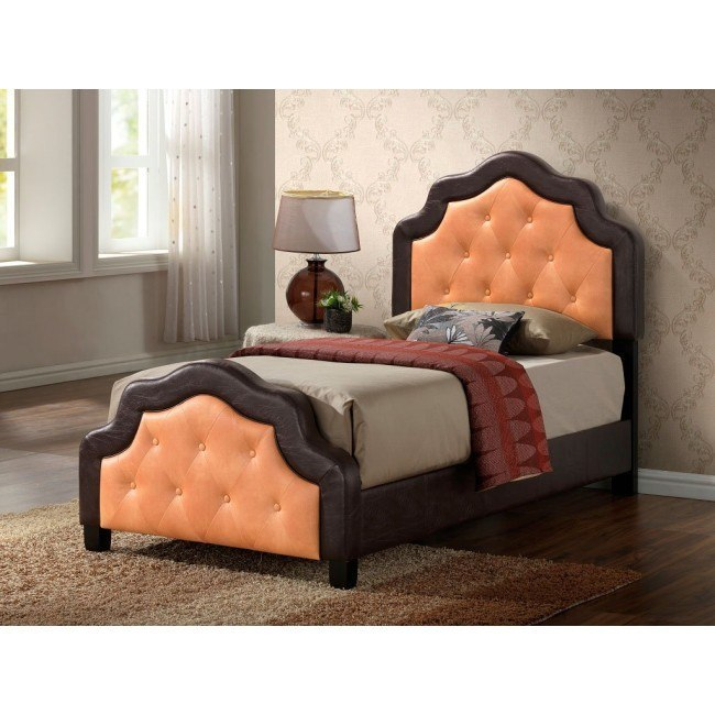 G2574 Youth Upholstered Bed
