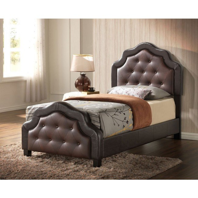 G2575 Youth Upholstered Bed