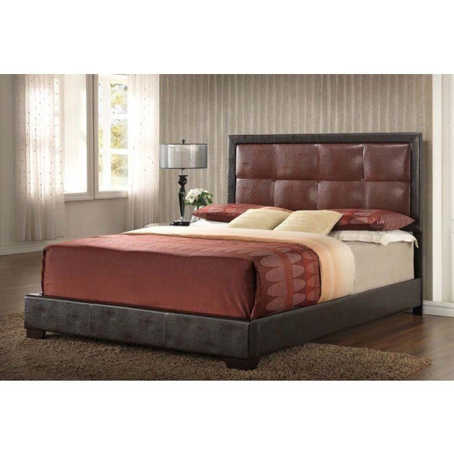 G2582 Upholstered Bed