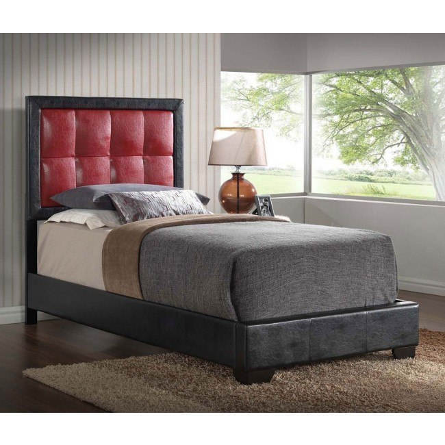 G2589 Youth Upholstered Bed