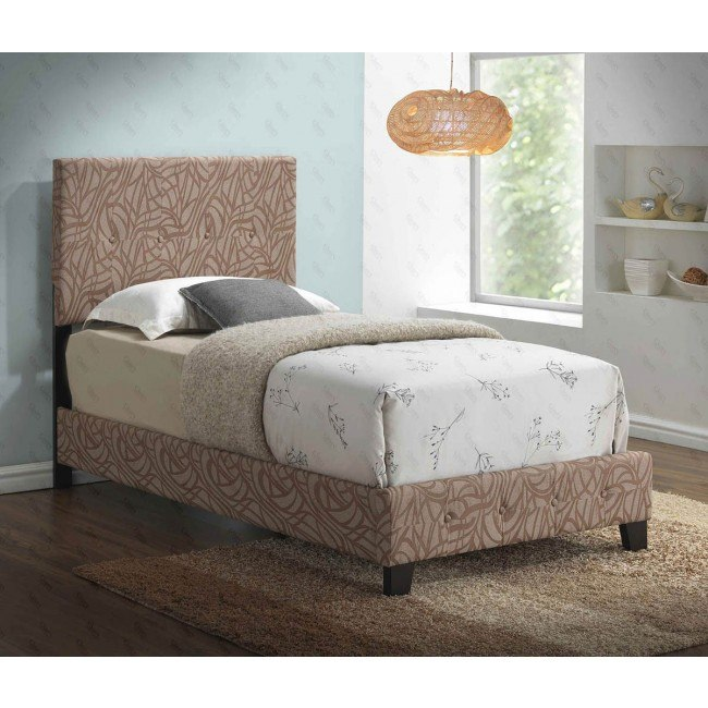 G2593 Youth Upholstered Bed