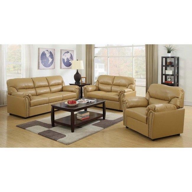 G261 Living Room Set (Tan)