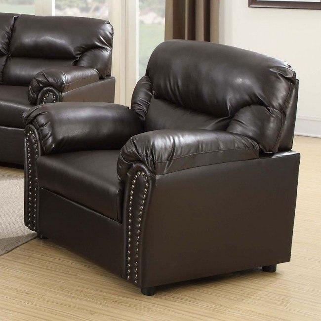 G265 Chair (Chocolate)