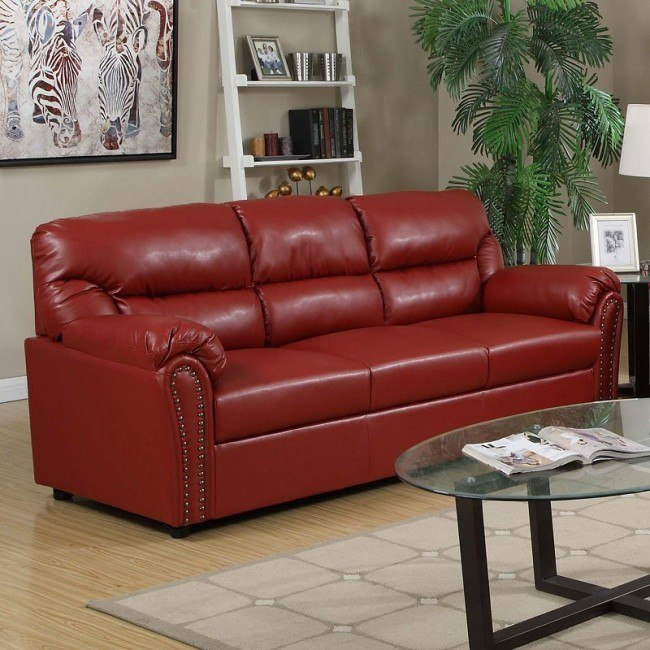 G269 Sofa (Red)