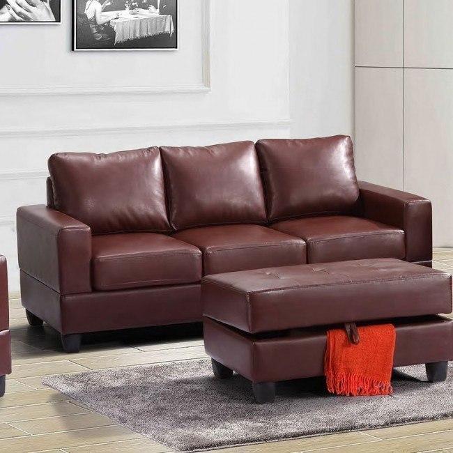 G300 Sofa (Brown)