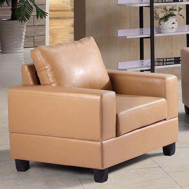 G301 Chair (Tan)