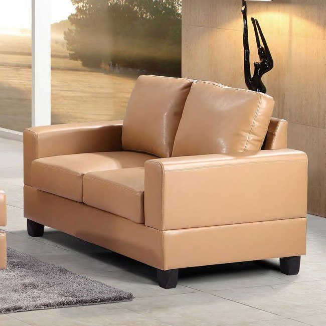 G301 Loveseat (Tan)
