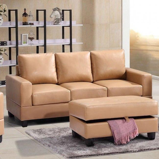 G301 Sofa (Tan)