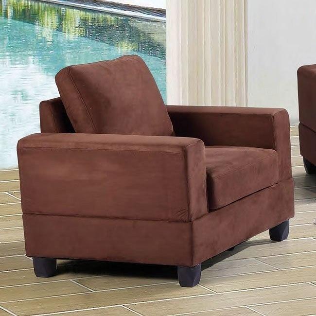 G302 Chair (Chocolate)