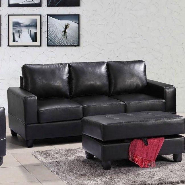 G303 Sofa (Black)