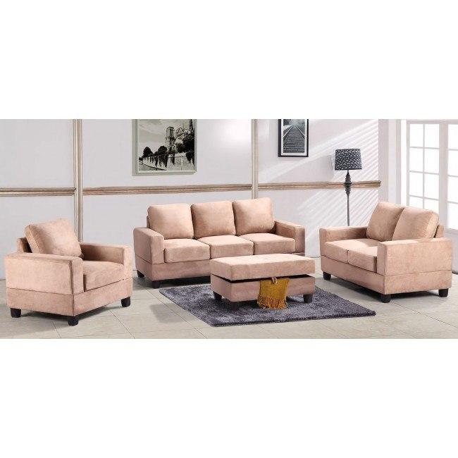 G304 Living Room Set (Beige)