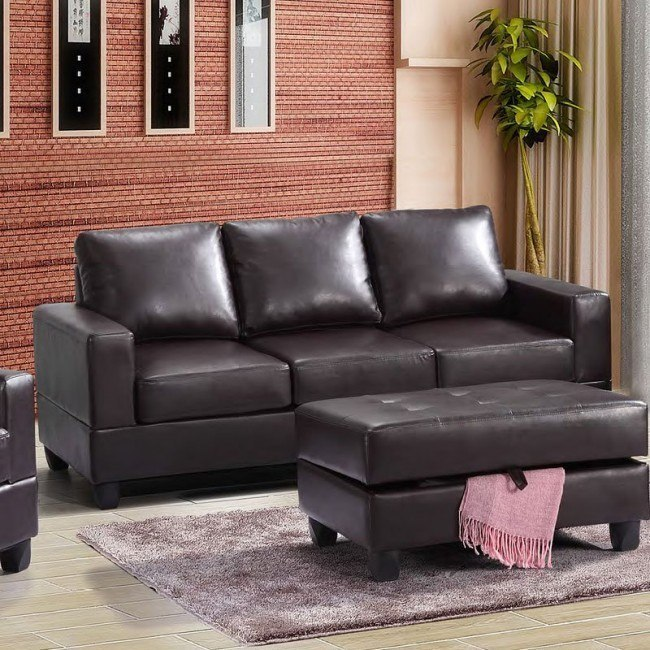 G305 Sofa (Cappuccino)