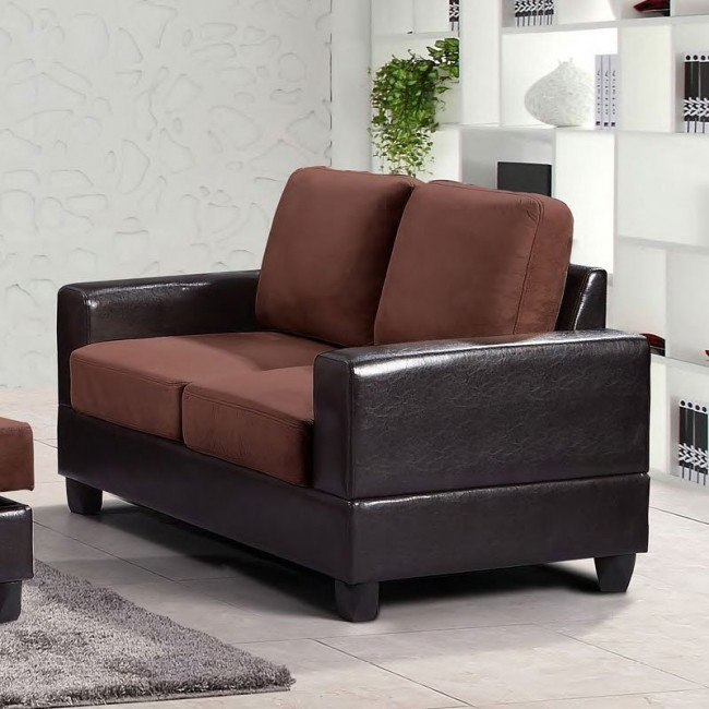 G306 Loveseat (Chocolate)