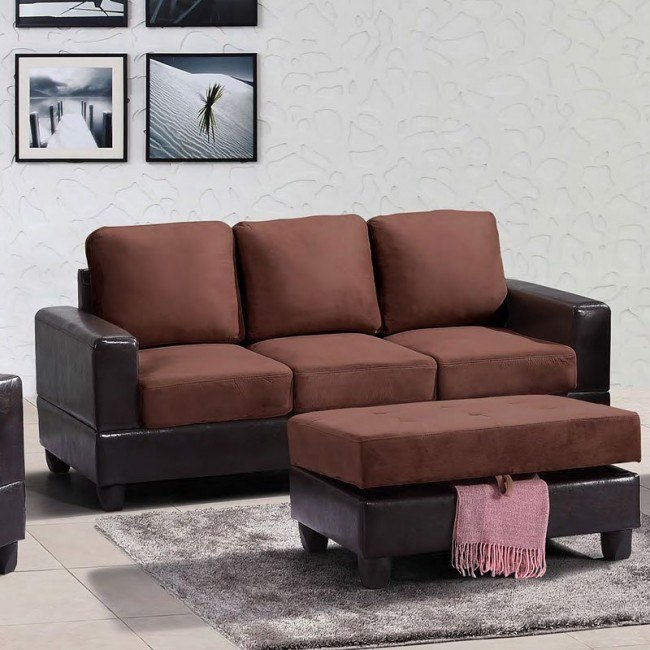 G306 Sofa (Chocolate)