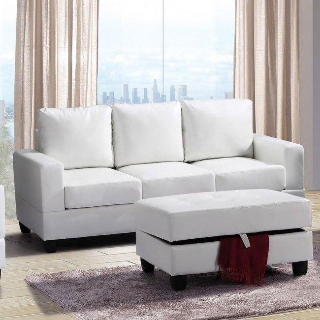 G307 Sofa (White)