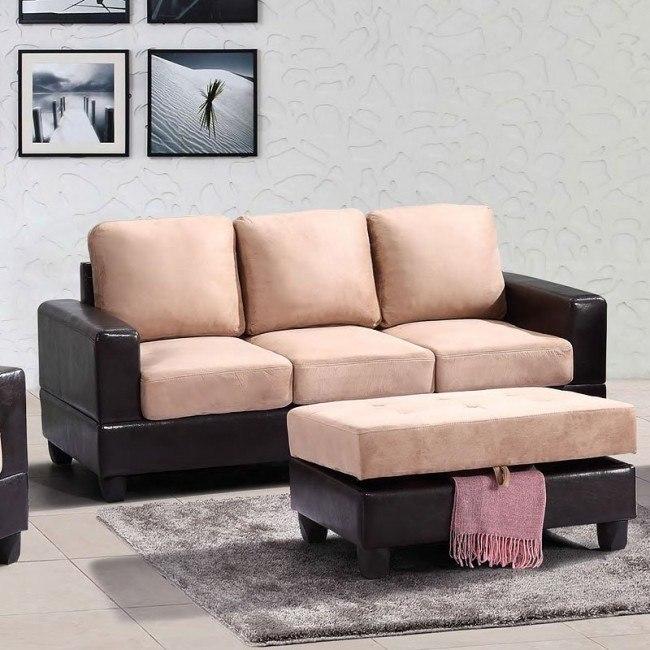 G308 Sofa (Mocha)