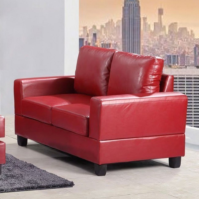 G309 Loveseat (Red)