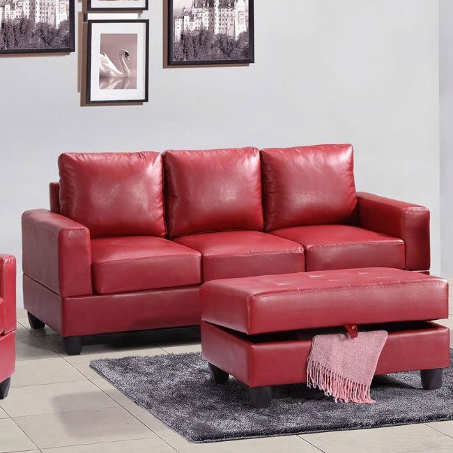 G309 Sofa (Red)