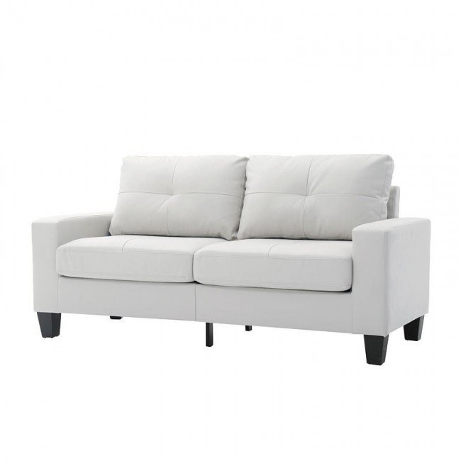 Newbury Modular Sofa White By Glory