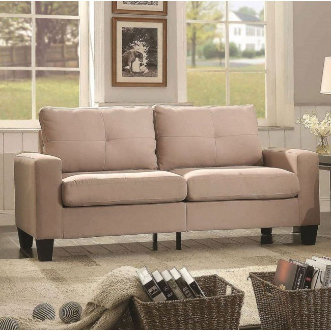 Modular Sofa Tan By Glory Furniture