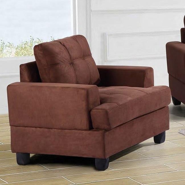G512 Chair (Chocolate)