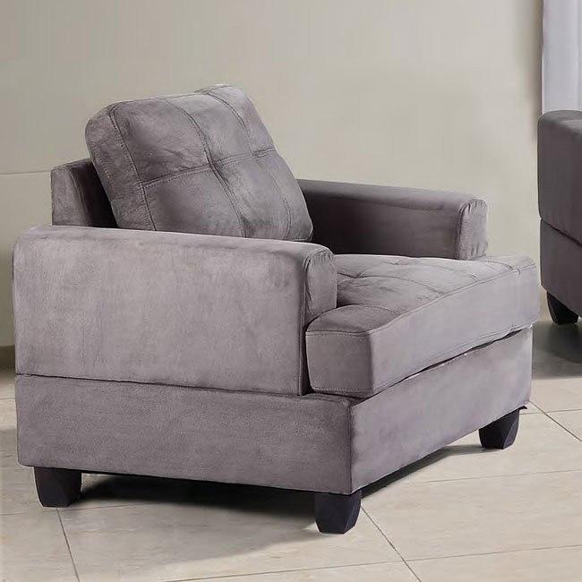 G513 Chair (Grey)
