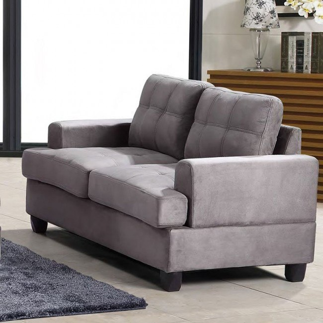 G513 Loveseat (Grey)
