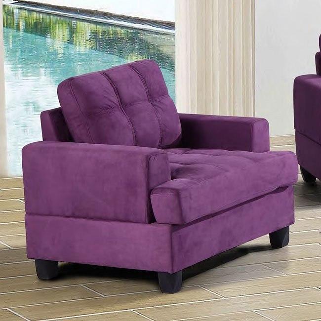 G517 Chair (Purple)