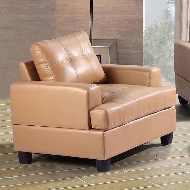 G581 Chair (Tan)
