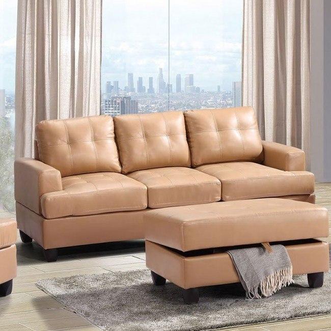 G581 Sofa (Tan)