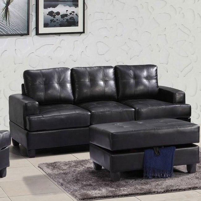 G583 Sofa (Black)