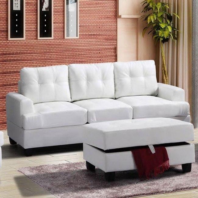 G587 Sofa (White)