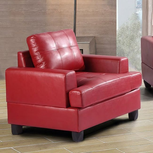 G589 Chair (Red)