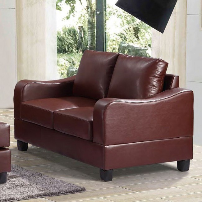 G620 Loveseat (Brown)