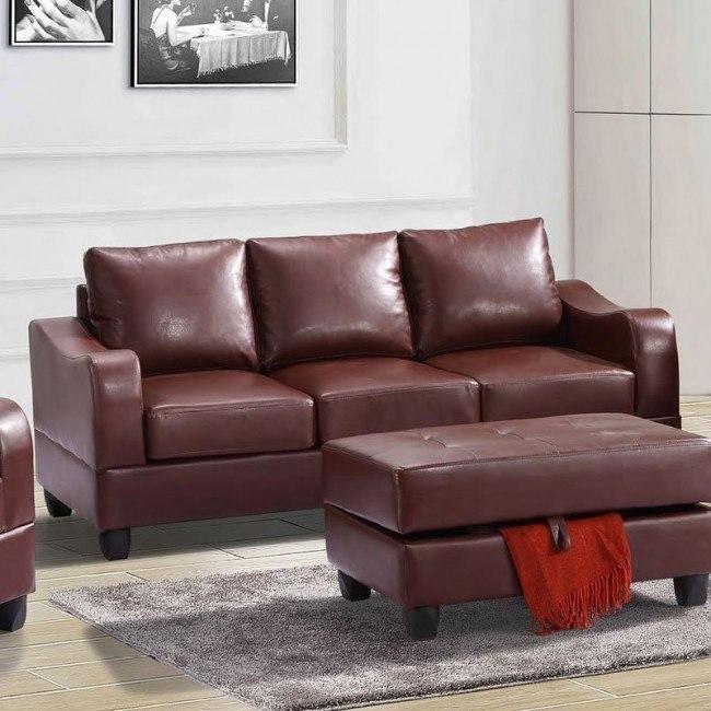 G620 Sofa (Brown)