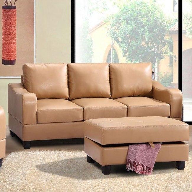 G621 Sofa (Tan)