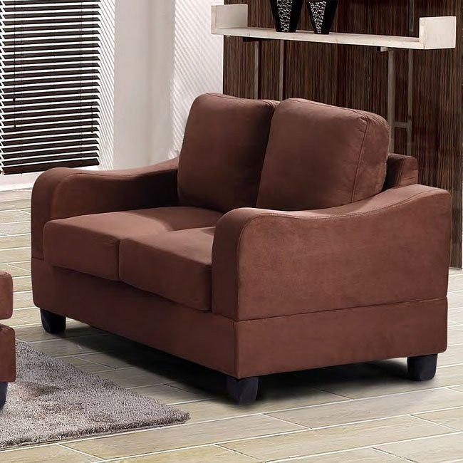 G622 Loveseat (Chocolate)