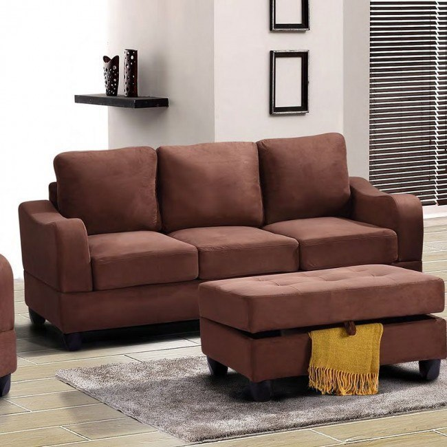 G622 Sofa (Chocolate)