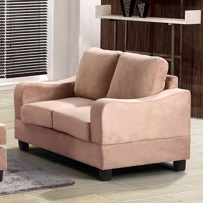 G624 Loveseat (Mocha)