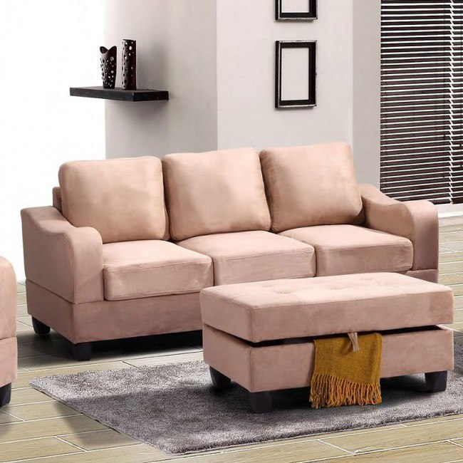 G624 Sofa (Mocha)