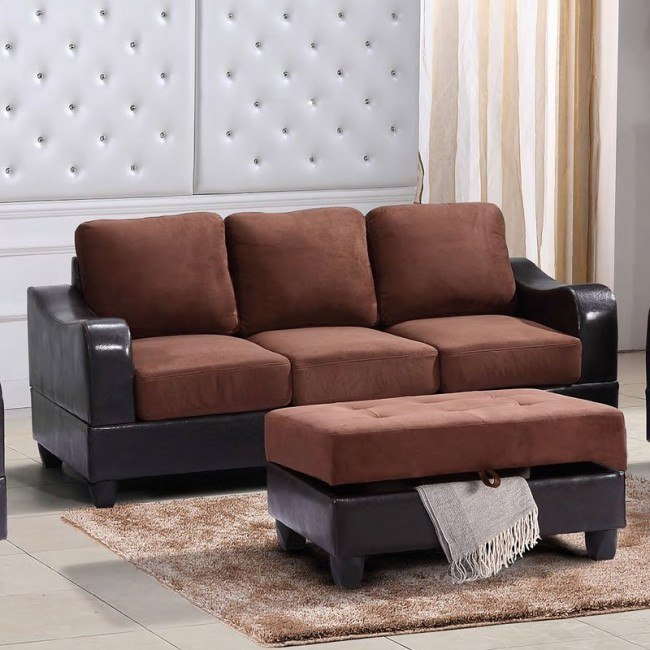 G626 Sofa (Chocolate)