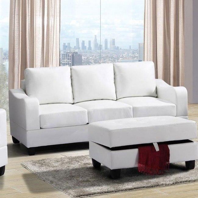 G627 Sofa (White)