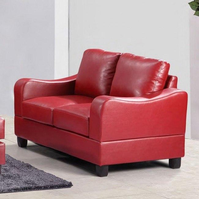 G629 Loveseat (Red)