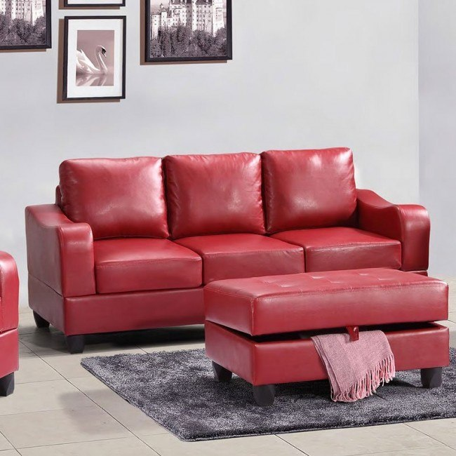 G629 Sofa (Red)