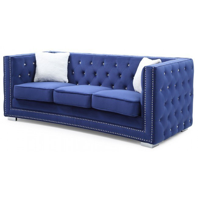 Awesome Miami Sofa Blue Download Free Architecture Designs Scobabritishbridgeorg