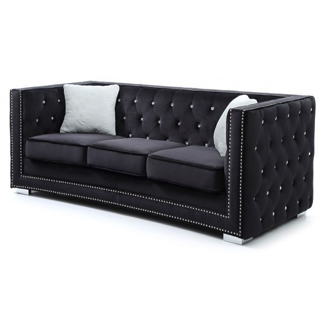 Groovy Miami Sofa Black Download Free Architecture Designs Scobabritishbridgeorg